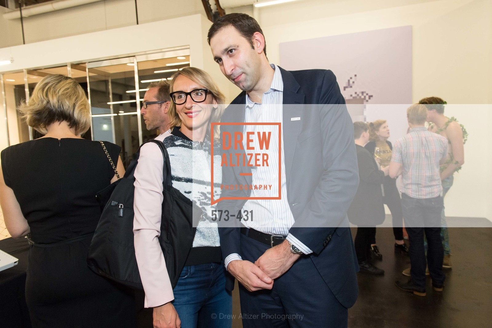 Daniel Doubrovkine, Artsy + Sotheby's Closing Party, Fused. 1401 16th Street, October 30th, 2015,Drew Altizer, Drew Altizer Photography, full-service agency, private events, San Francisco photographer, photographer california