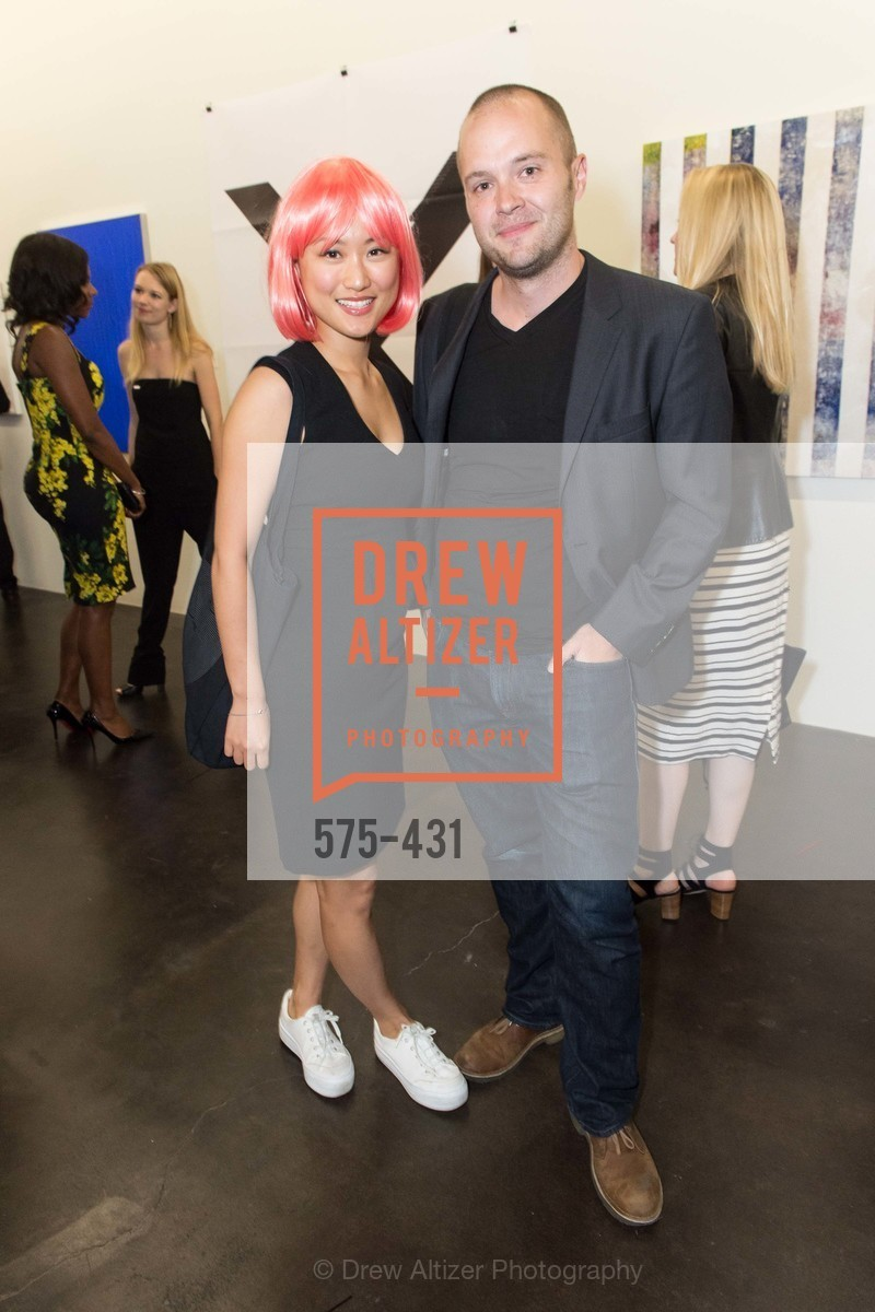 Nina Liu, Jeremiah Rogers, Artsy + Sotheby's Closing Party, Fused. 1401 16th Street, October 30th, 2015,Drew Altizer, Drew Altizer Photography, full-service agency, private events, San Francisco photographer, photographer california