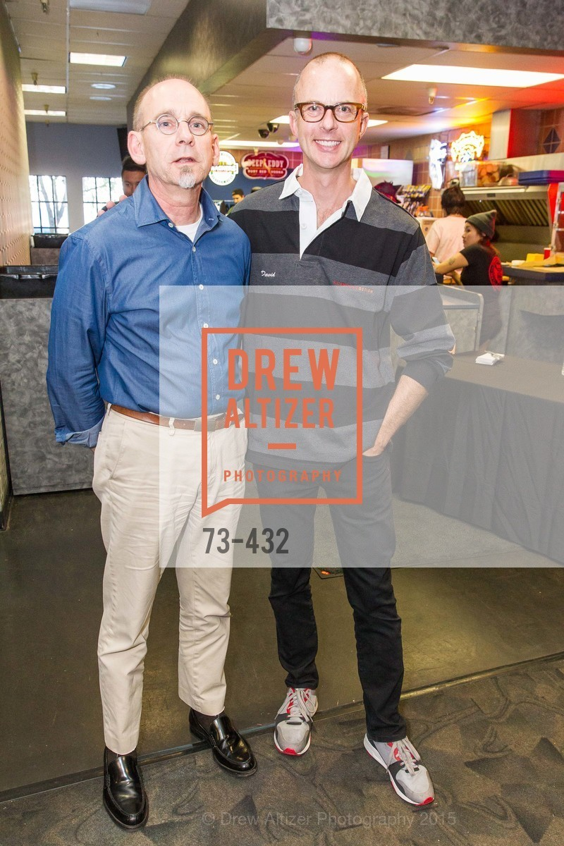 Bill Greineder, David Bjorngaard, ScavulloDesign Centric Builders Bowling Party, Presidio Bowl. 93 Moraga Ave, October 29th, 2015,Drew Altizer, Drew Altizer Photography, full-service agency, private events, San Francisco photographer, photographer california