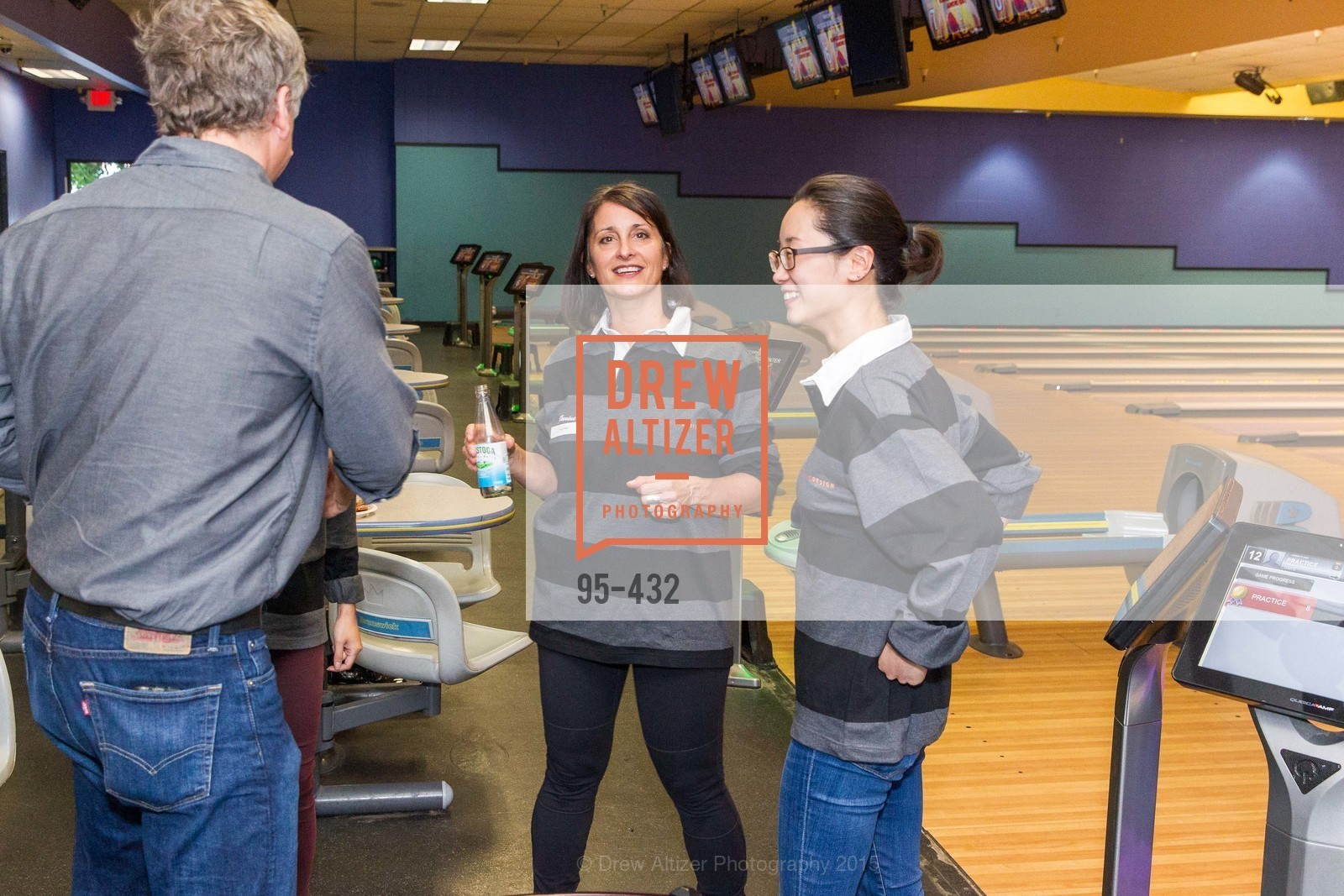 Janine Aurichio, ScavulloDesign Centric Builders Bowling Party, Presidio Bowl. 93 Moraga Ave, October 29th, 2015,Drew Altizer, Drew Altizer Photography, full-service agency, private events, San Francisco photographer, photographer california