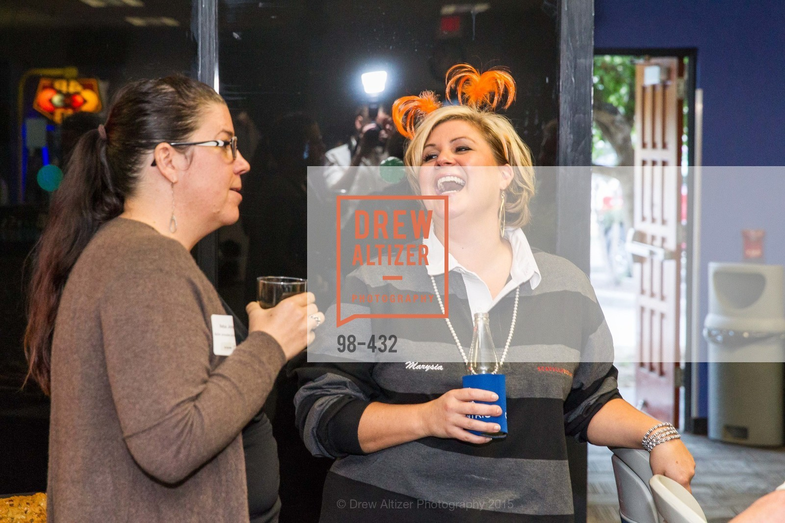 Reba Jones, Marysia Rybock, ScavulloDesign Centric Builders Bowling Party, Presidio Bowl. 93 Moraga Ave, October 29th, 2015,Drew Altizer, Drew Altizer Photography, full-service agency, private events, San Francisco photographer, photographer california