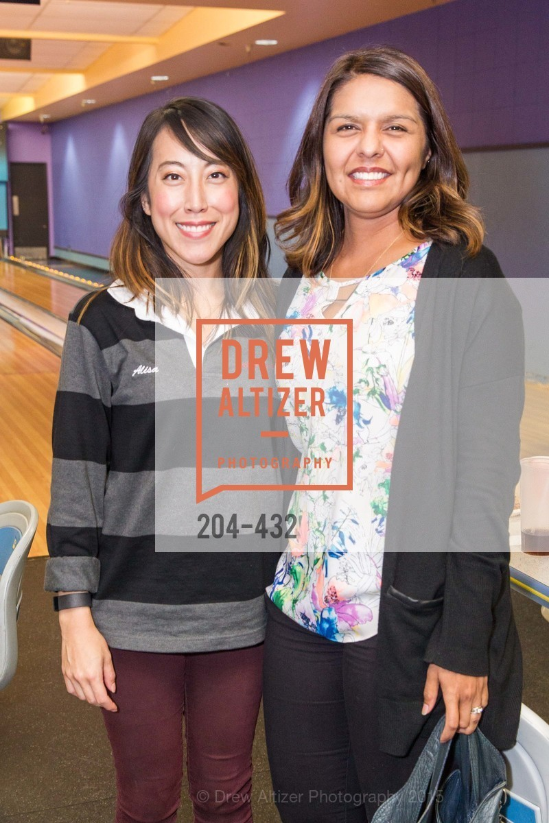 Alisa Tanphanich, Melissa Petersen, ScavulloDesign Centric Builders Bowling Party, Presidio Bowl. 93 Moraga Ave, October 29th, 2015,Drew Altizer, Drew Altizer Photography, full-service agency, private events, San Francisco photographer, photographer california