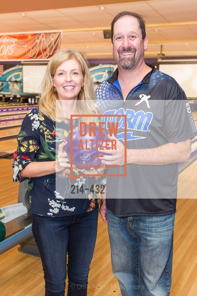 Paula Bennett, Victor Meyerhoff, ScavulloDesign Centric Builders Bowling Party, Presidio Bowl. 93 Moraga Ave, October 29th, 2015,Drew Altizer, Drew Altizer Photography, full-service event agency, private events, San Francisco photographer, photographer California