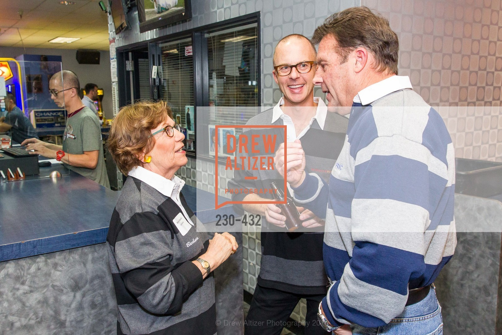 Barbara Scavullo, David Bjorngaard, Mike Sweeney, ScavulloDesign Centric Builders Bowling Party, Presidio Bowl. 93 Moraga Ave, October 29th, 2015,Drew Altizer, Drew Altizer Photography, full-service agency, private events, San Francisco photographer, photographer california