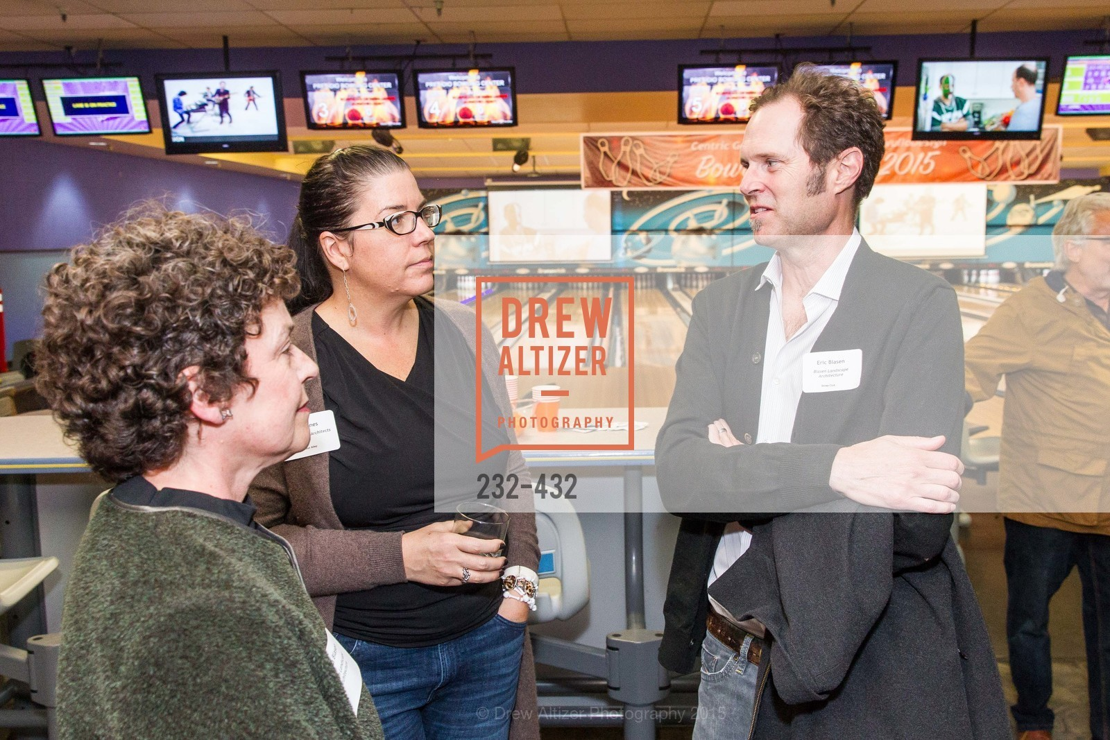 Reba Jones, Eric Blasen, ScavulloDesign Centric Builders Bowling Party, Presidio Bowl. 93 Moraga Ave, October 29th, 2015,Drew Altizer, Drew Altizer Photography, full-service agency, private events, San Francisco photographer, photographer california