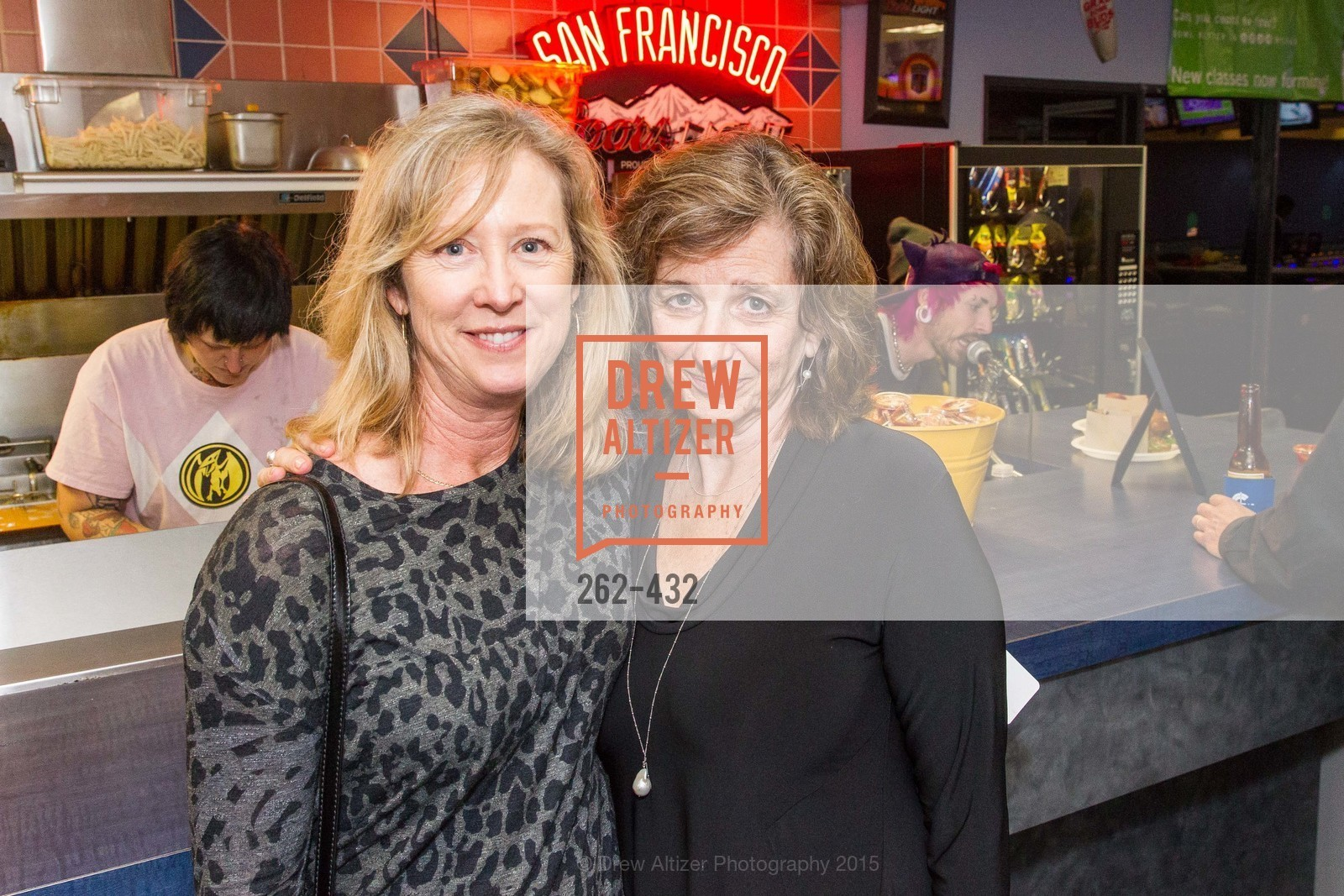 Louise Englehart, Linda Herman, ScavulloDesign Centric Builders Bowling Party, Presidio Bowl. 93 Moraga Ave, October 29th, 2015,Drew Altizer, Drew Altizer Photography, full-service agency, private events, San Francisco photographer, photographer california