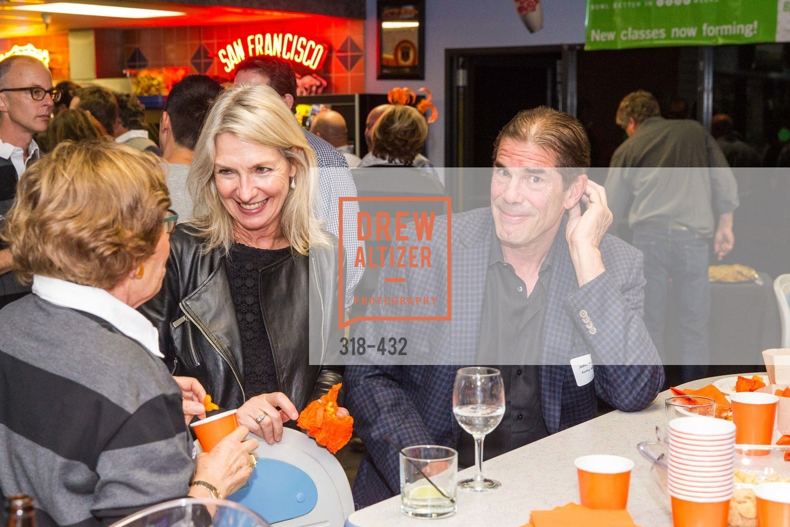 Kathy Geissler Best, John Rosekrans, ScavulloDesign Centric Builders Bowling Party, Presidio Bowl. 93 Moraga Ave, October 29th, 2015,Drew Altizer, Drew Altizer Photography, full-service agency, private events, San Francisco photographer, photographer california