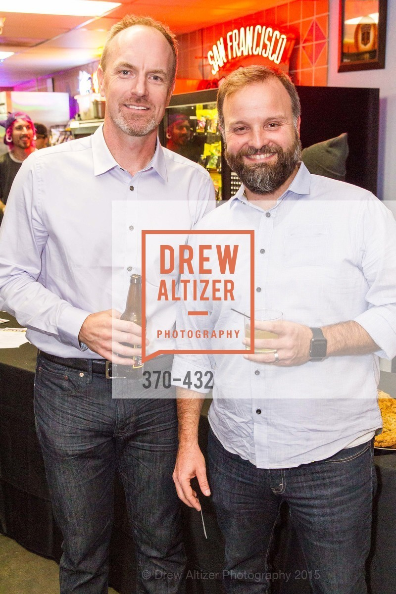 Stephen Werner, Robert Gilligan, ScavulloDesign Centric Builders Bowling Party, Presidio Bowl. 93 Moraga Ave, October 29th, 2015,Drew Altizer, Drew Altizer Photography, full-service agency, private events, San Francisco photographer, photographer california