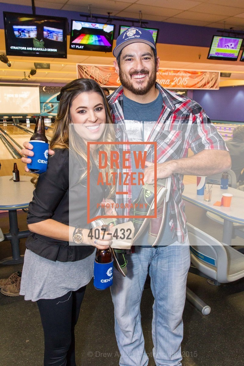 Michelle Blasi, Anthony Malnati, ScavulloDesign Centric Builders Bowling Party, Presidio Bowl. 93 Moraga Ave, October 29th, 2015,Drew Altizer, Drew Altizer Photography, full-service agency, private events, San Francisco photographer, photographer california