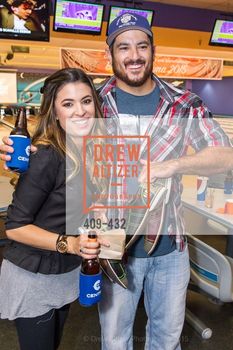 Michelle Blasi, Anthony Malnati, ScavulloDesign Centric Builders Bowling Party, Presidio Bowl. 93 Moraga Ave, October 29th, 2015,Drew Altizer, Drew Altizer Photography, full-service event agency, private events, San Francisco photographer, photographer California