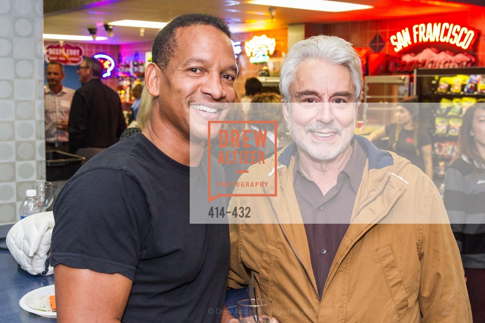 Gerard Ewell, Bill Balis, ScavulloDesign Centric Builders Bowling Party, Presidio Bowl. 93 Moraga Ave, October 29th, 2015,Drew Altizer, Drew Altizer Photography, full-service agency, private events, San Francisco photographer, photographer california