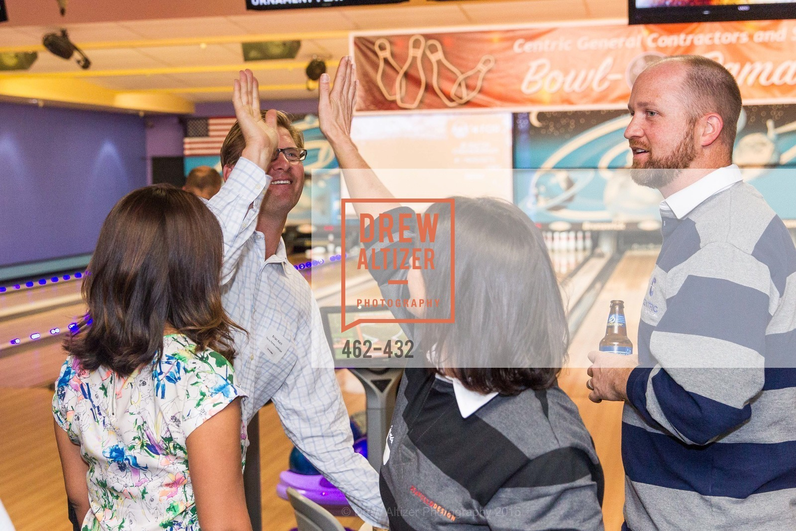 Brian Koch, Dave Riordan, ScavulloDesign Centric Builders Bowling Party, Presidio Bowl. 93 Moraga Ave, October 29th, 2015,Drew Altizer, Drew Altizer Photography, full-service event agency, private events, San Francisco photographer, photographer California