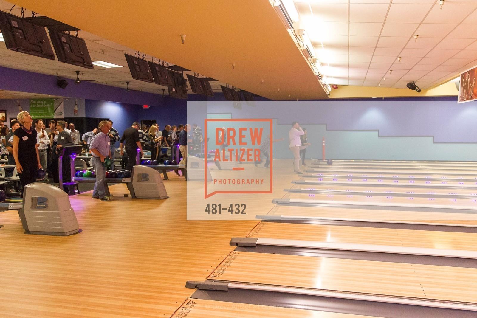 Bowling, ScavulloDesign Centric Builders Bowling Party, Presidio Bowl. 93 Moraga Ave, October 29th, 2015