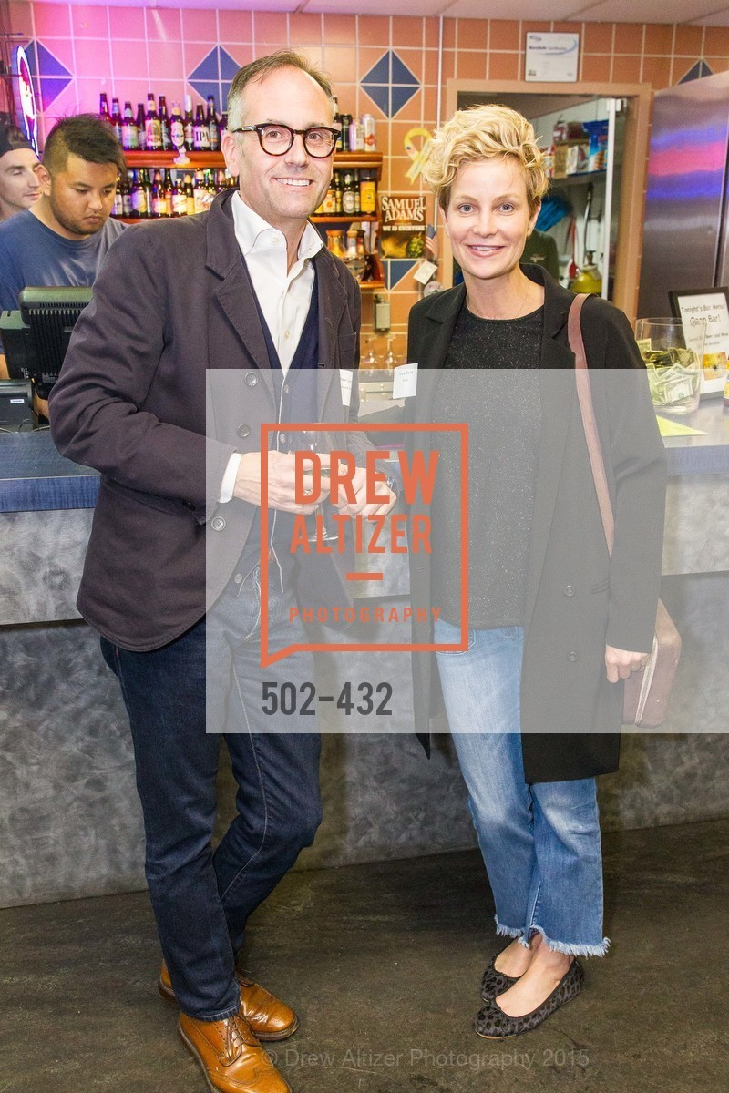 Matthew Leverone, Erica Reid, ScavulloDesign Centric Builders Bowling Party, Presidio Bowl. 93 Moraga Ave, October 29th, 2015,Drew Altizer, Drew Altizer Photography, full-service agency, private events, San Francisco photographer, photographer california