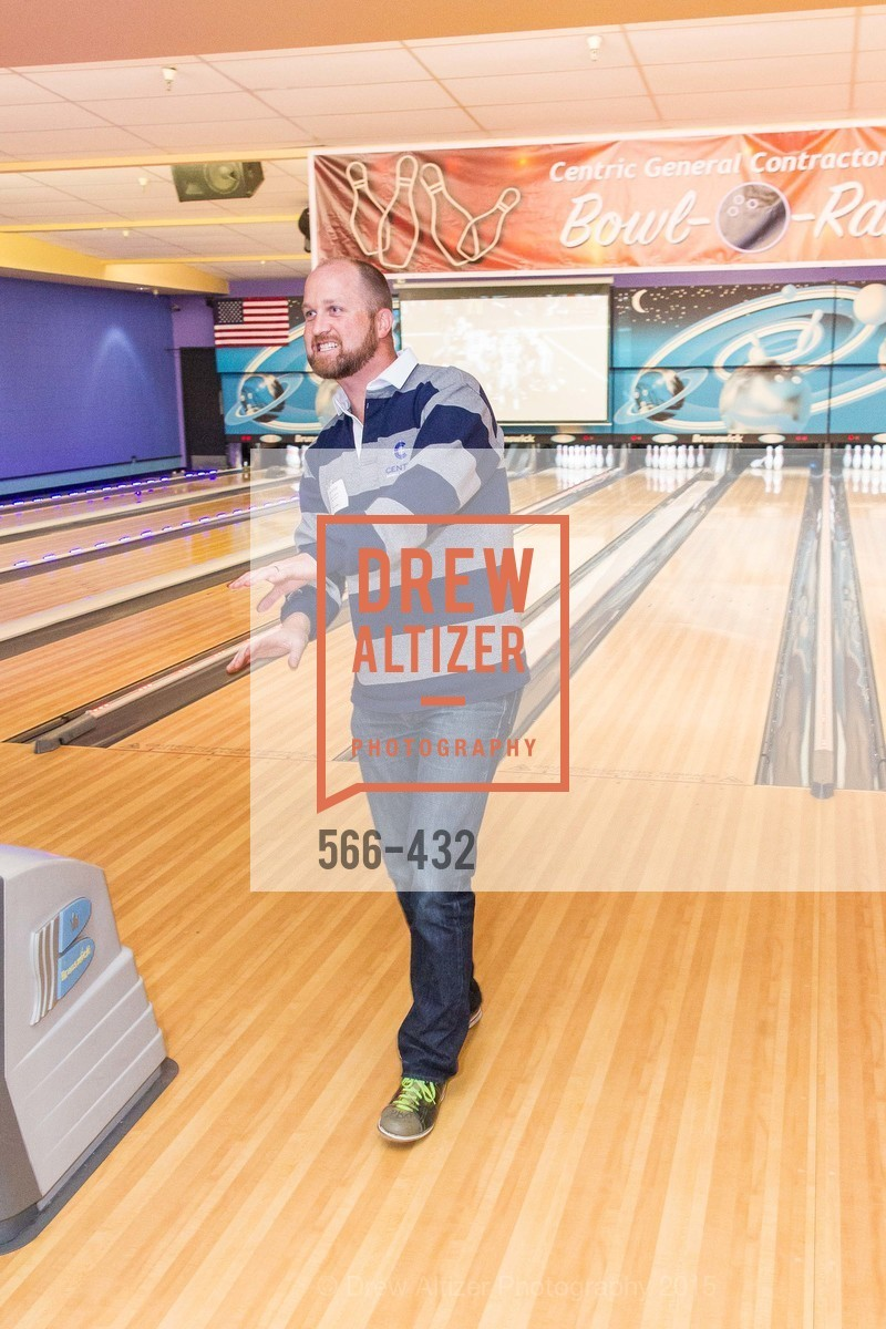 Dave Riordan, ScavulloDesign Centric Builders Bowling Party, Presidio Bowl. 93 Moraga Ave, October 29th, 2015,Drew Altizer, Drew Altizer Photography, full-service agency, private events, San Francisco photographer, photographer california