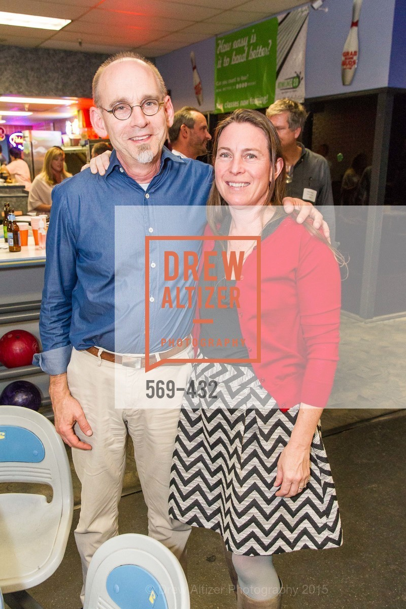 Bill Greineder, Eileen Gordon, ScavulloDesign Centric Builders Bowling Party, Presidio Bowl. 93 Moraga Ave, October 29th, 2015,Drew Altizer, Drew Altizer Photography, full-service agency, private events, San Francisco photographer, photographer california