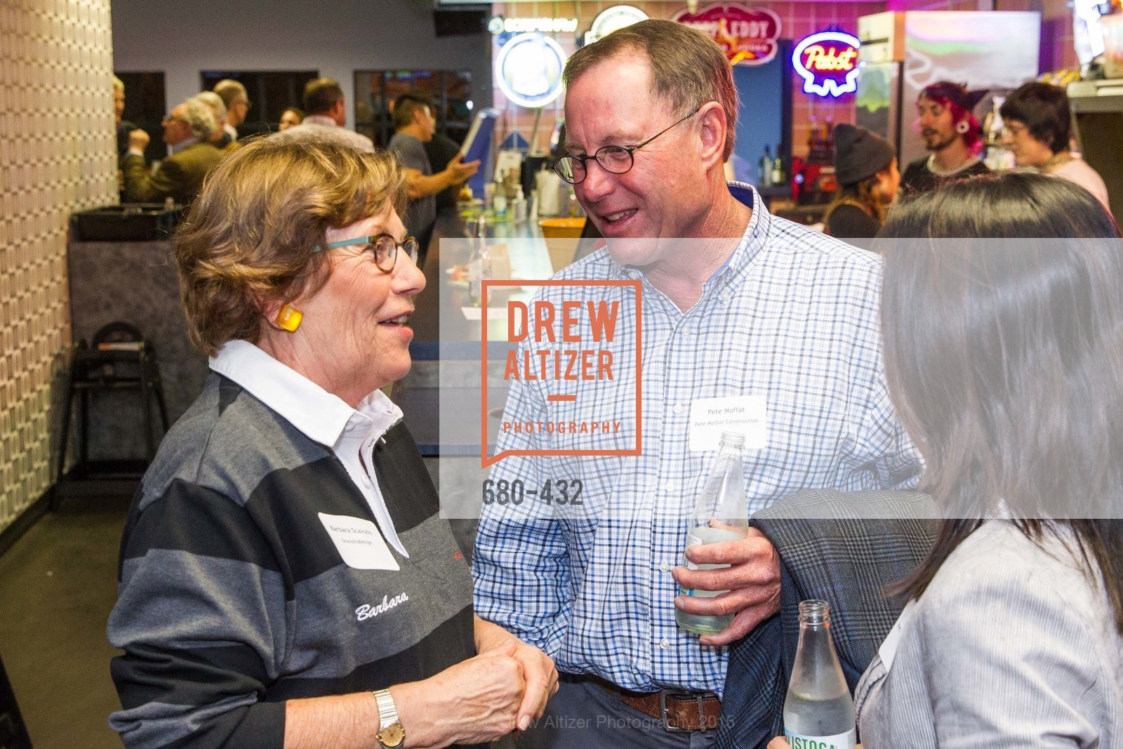 Barbara Scavullo, Pete Moffat, ScavulloDesign Centric Builders Bowling Party, Presidio Bowl. 93 Moraga Ave, October 29th, 2015,Drew Altizer, Drew Altizer Photography, full-service agency, private events, San Francisco photographer, photographer california