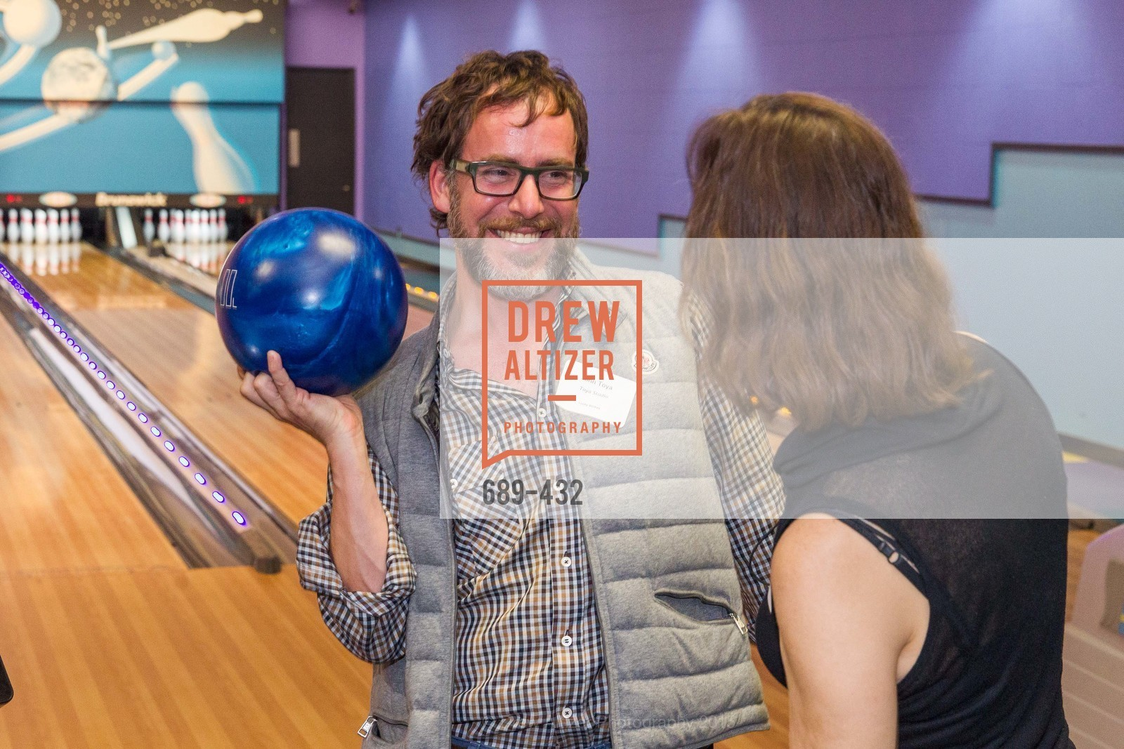 John Toya, ScavulloDesign Centric Builders Bowling Party, Presidio Bowl. 93 Moraga Ave, October 29th, 2015,Drew Altizer, Drew Altizer Photography, full-service agency, private events, San Francisco photographer, photographer california