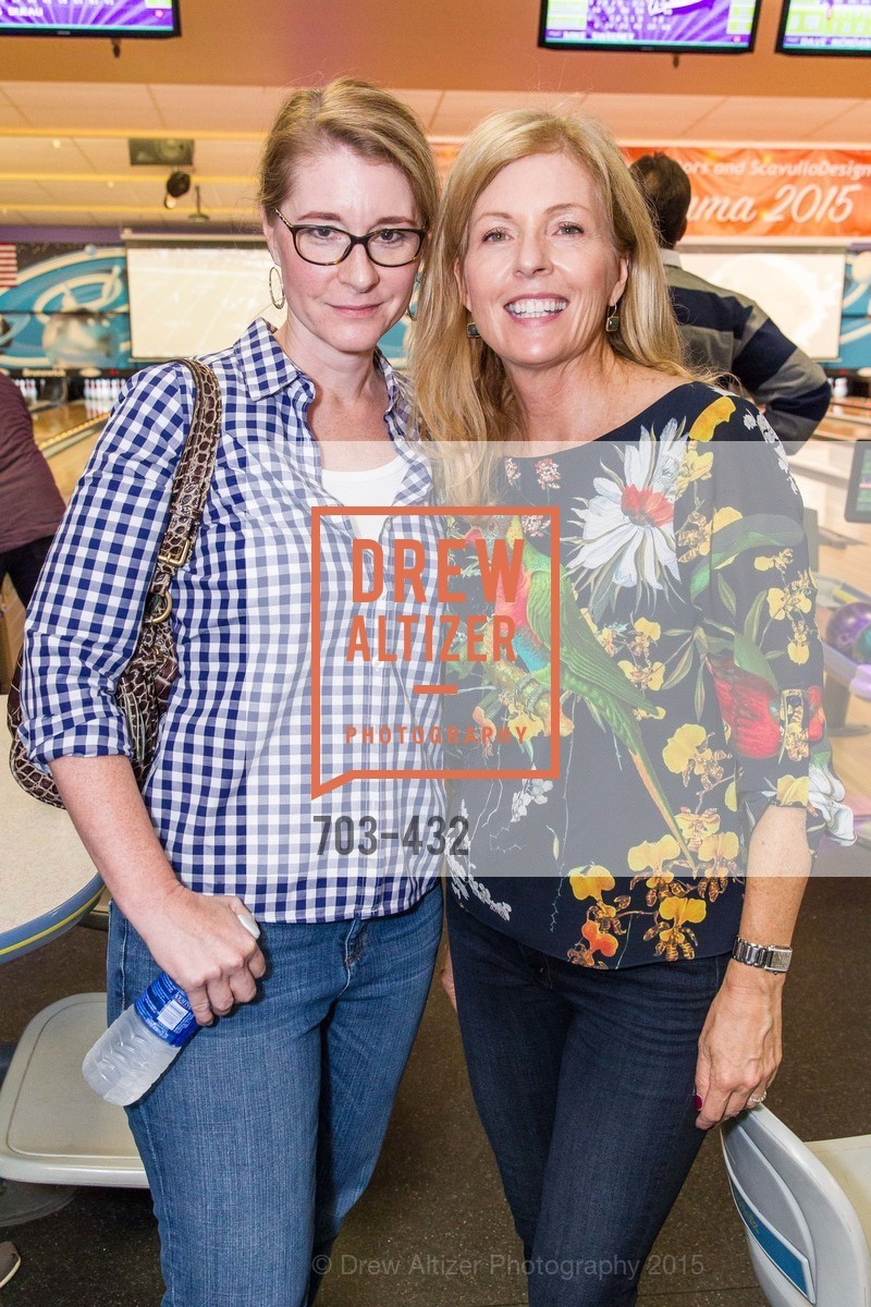 Joelle Colosi, Paula Bennett, ScavulloDesign Centric Builders Bowling Party, Presidio Bowl. 93 Moraga Ave, October 29th, 2015,Drew Altizer, Drew Altizer Photography, full-service agency, private events, San Francisco photographer, photographer california
