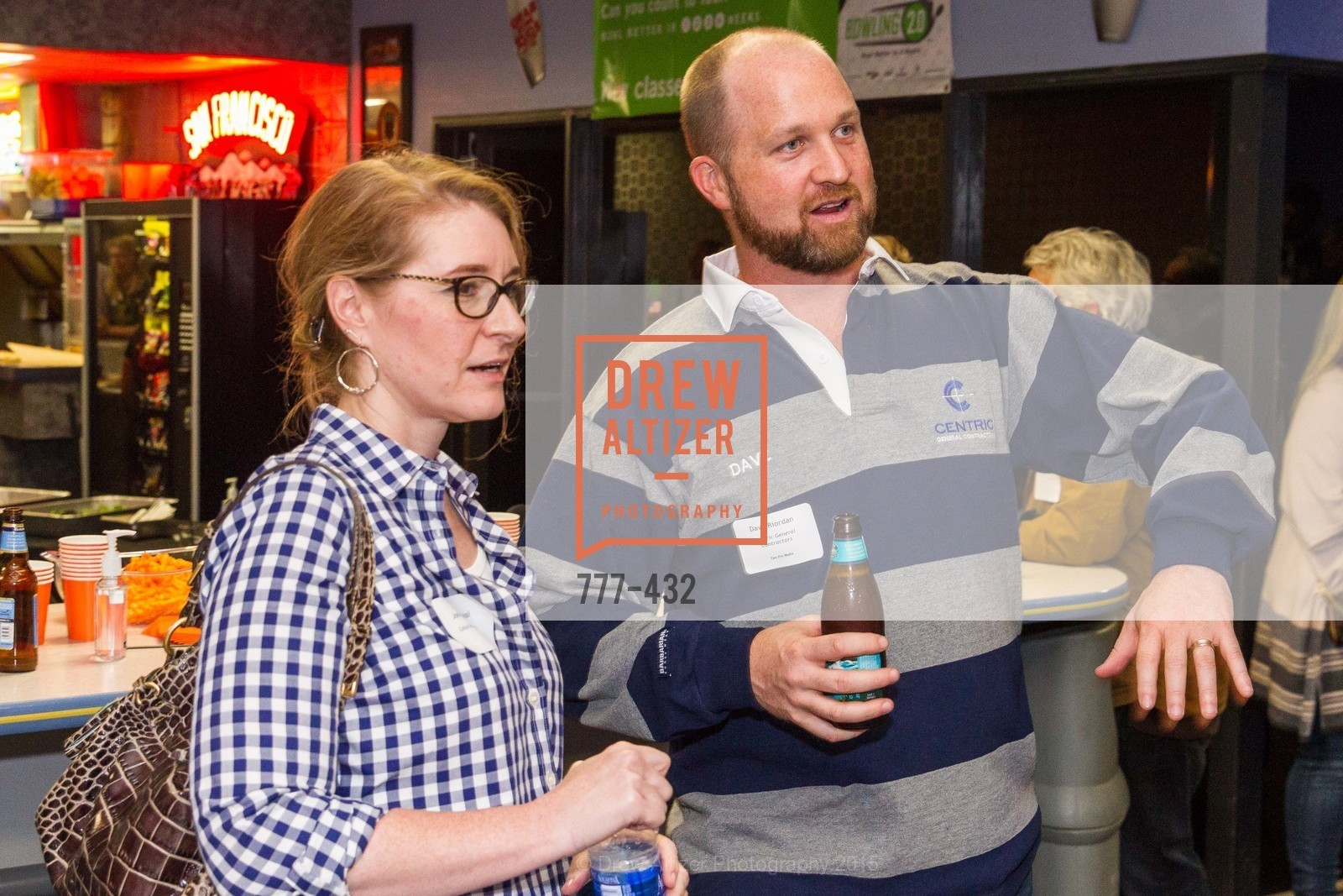Joelle Colosi, Dave Riordan, ScavulloDesign Centric Builders Bowling Party, Presidio Bowl. 93 Moraga Ave, October 29th, 2015,Drew Altizer, Drew Altizer Photography, full-service agency, private events, San Francisco photographer, photographer california