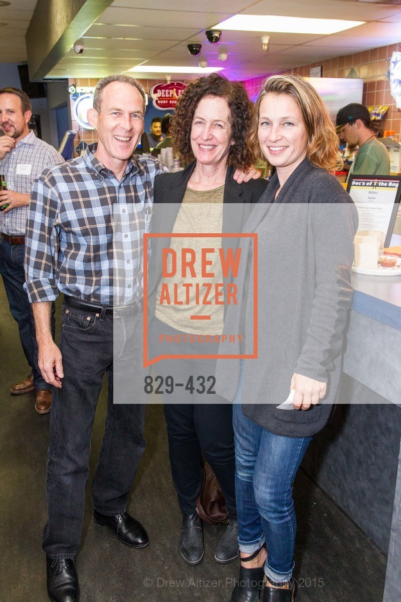 Scott Lewis, Katherine Schwertner, Marina Gage, ScavulloDesign Centric Builders Bowling Party, Presidio Bowl. 93 Moraga Ave, October 29th, 2015,Drew Altizer, Drew Altizer Photography, full-service agency, private events, San Francisco photographer, photographer california
