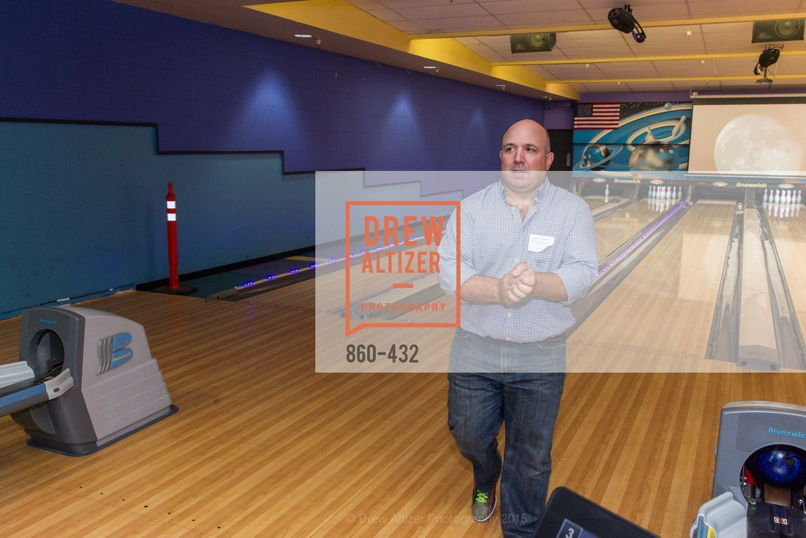 Mitch Zaninelli, ScavulloDesign Centric Builders Bowling Party, Presidio Bowl. 93 Moraga Ave, October 29th, 2015,Drew Altizer, Drew Altizer Photography, full-service agency, private events, San Francisco photographer, photographer california
