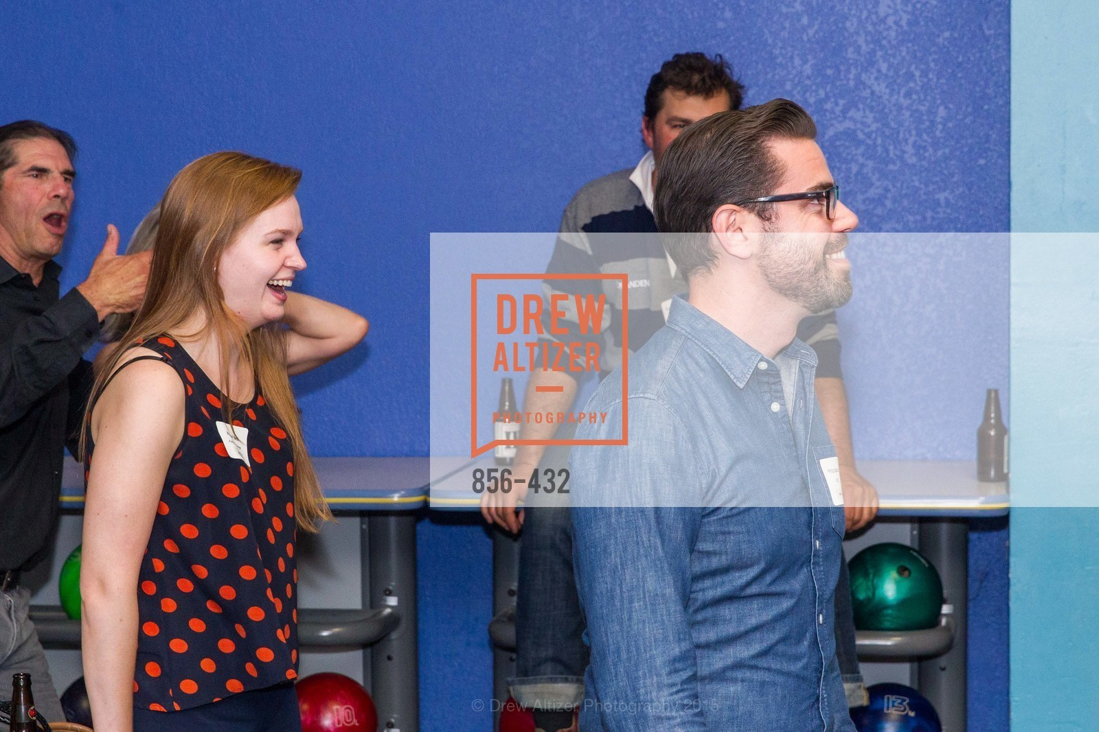 Richael Best, Phillip Bascio, ScavulloDesign Centric Builders Bowling Party, Presidio Bowl. 93 Moraga Ave, October 29th, 2015,Drew Altizer, Drew Altizer Photography, full-service agency, private events, San Francisco photographer, photographer california