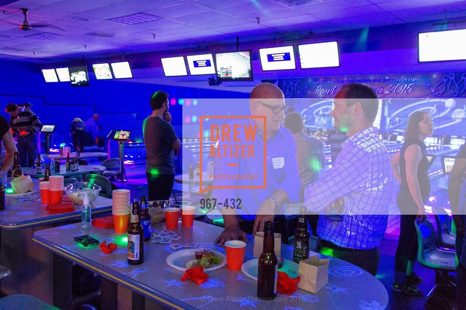 Jim Westover, ScavulloDesign Centric Builders Bowling Party, Presidio Bowl. 93 Moraga Ave, October 29th, 2015,Drew Altizer, Drew Altizer Photography, full-service agency, private events, San Francisco photographer, photographer california