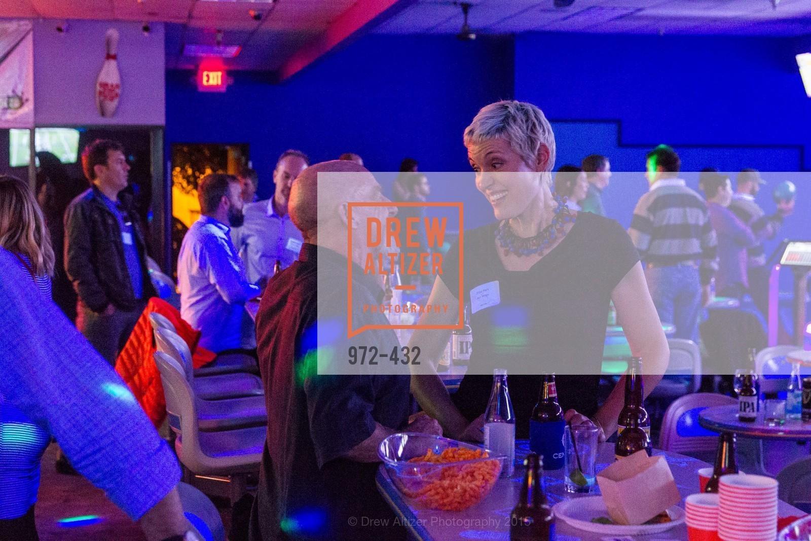 Dan Pelsinger, Eliza Hart, ScavulloDesign Centric Builders Bowling Party, Presidio Bowl. 93 Moraga Ave, October 29th, 2015,Drew Altizer, Drew Altizer Photography, full-service agency, private events, San Francisco photographer, photographer california