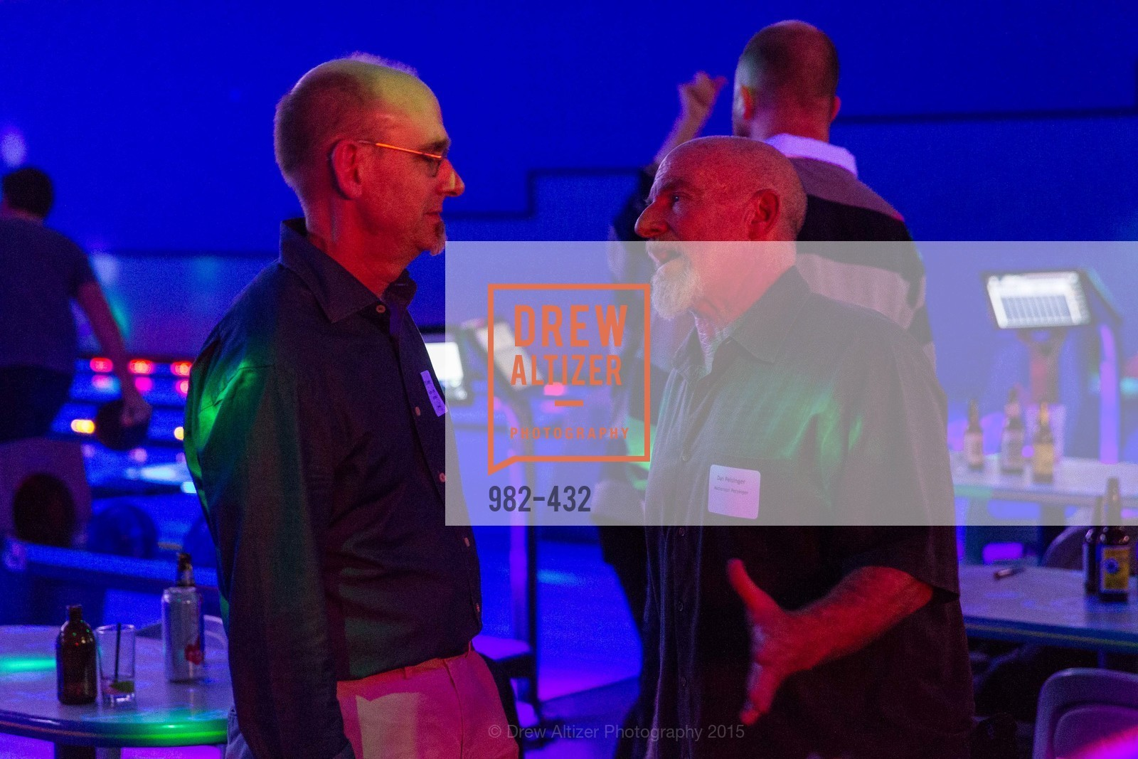 Bill Greineder, Dan Pelsinger, ScavulloDesign Centric Builders Bowling Party, Presidio Bowl. 93 Moraga Ave, October 29th, 2015,Drew Altizer, Drew Altizer Photography, full-service agency, private events, San Francisco photographer, photographer california