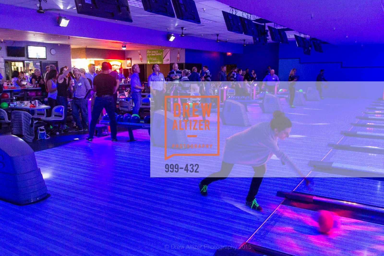 Bowling, ScavulloDesign Centric Builders Bowling Party, Presidio Bowl. 93 Moraga Ave, October 29th, 2015,Drew Altizer, Drew Altizer Photography, full-service event agency, private events, San Francisco photographer, photographer California