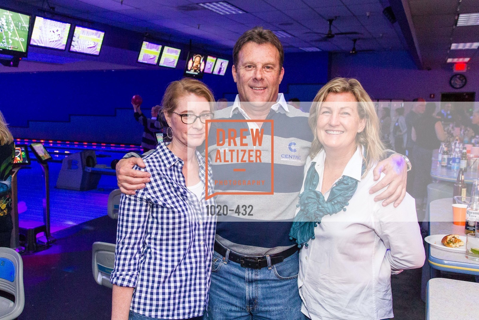 Joelle Colosi, Michael Sweeney, Flin McDonald, ScavulloDesign Centric Builders Bowling Party, Presidio Bowl. 93 Moraga Ave, October 29th, 2015,Drew Altizer, Drew Altizer Photography, full-service agency, private events, San Francisco photographer, photographer california