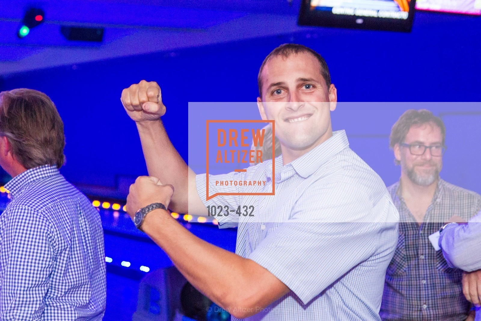 Tom Catalano, ScavulloDesign Centric Builders Bowling Party, Presidio Bowl. 93 Moraga Ave, October 29th, 2015,Drew Altizer, Drew Altizer Photography, full-service agency, private events, San Francisco photographer, photographer california