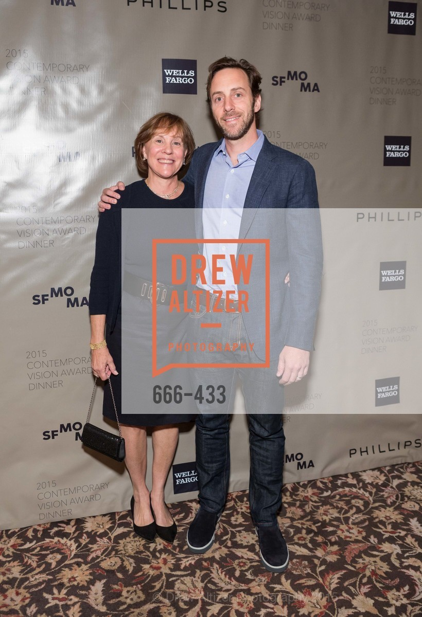 Barbara Vermut, Aaron Vermut, SFMOMA Contemporary Vision Award, Regency Ballroom. 1300 Van Ness, November 3rd, 2015,Drew Altizer, Drew Altizer Photography, full-service agency, private events, San Francisco photographer, photographer california