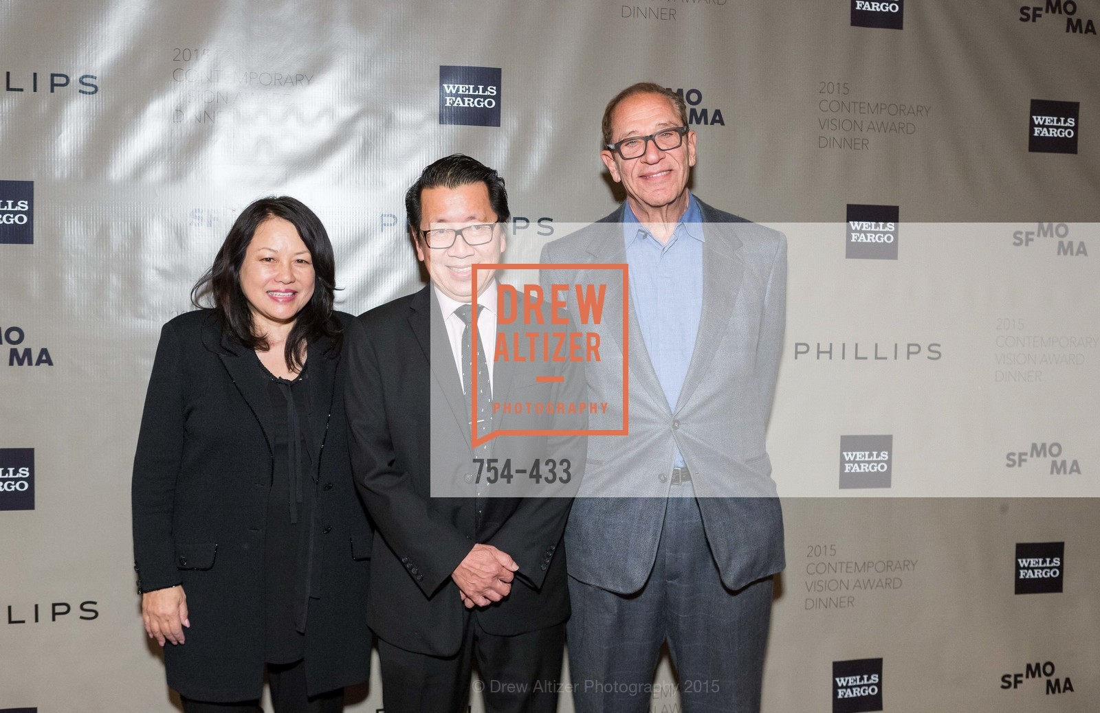 Suzanne Kai, Ben Fong-Torres, Stephen Rakower, SFMOMA Contemporary Vision Award, Regency Ballroom. 1300 Van Ness, November 3rd, 2015,Drew Altizer, Drew Altizer Photography, full-service agency, private events, San Francisco photographer, photographer california