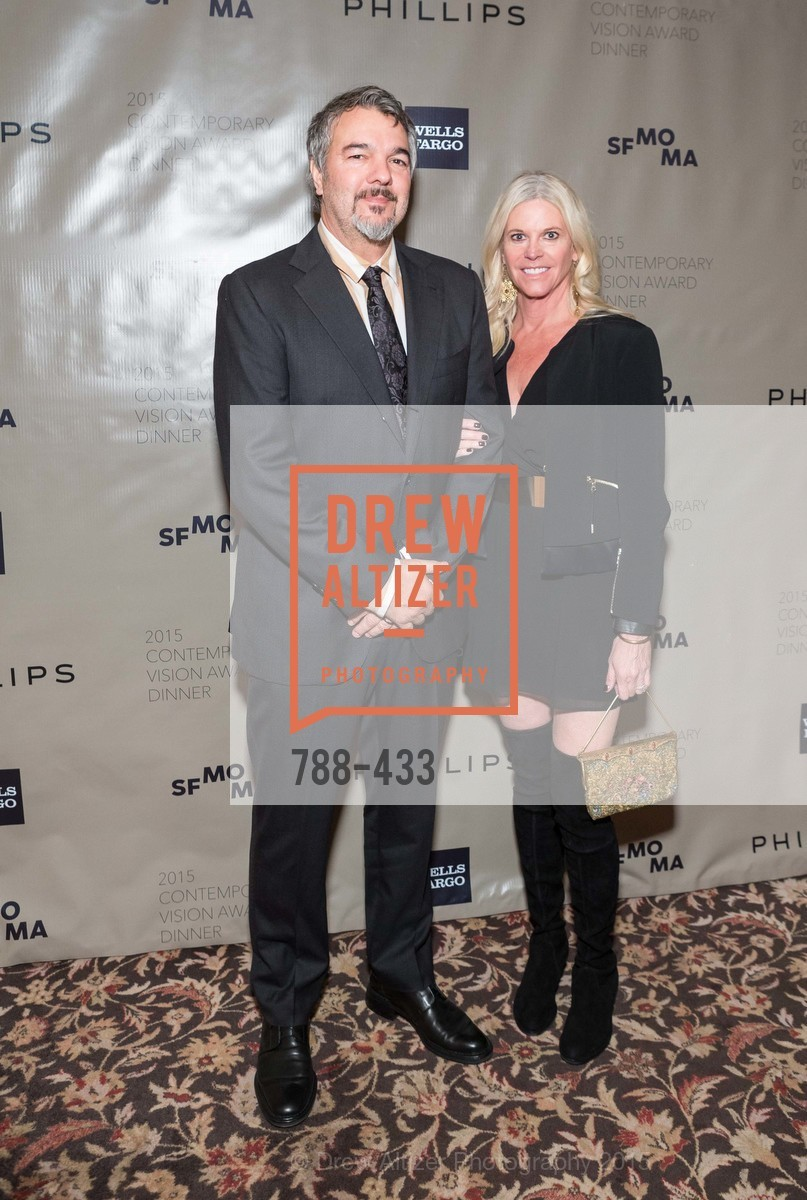 Steve Stone, Bridget Baskett-Stone, SFMOMA Contemporary Vision Award, Regency Ballroom. 1300 Van Ness, November 3rd, 2015,Drew Altizer, Drew Altizer Photography, full-service agency, private events, San Francisco photographer, photographer california