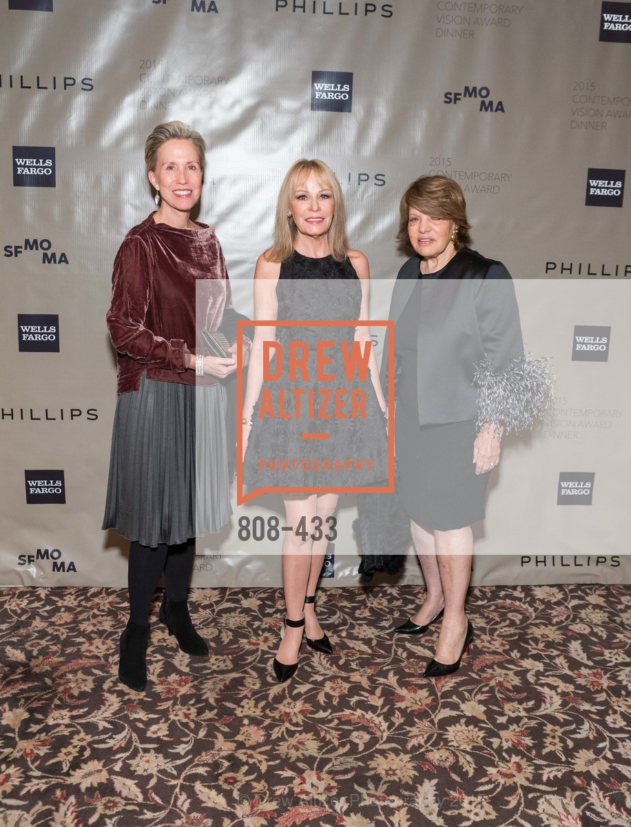 Rebecca Schumacher, Ellen Coleman, Lucretia Carney, SFMOMA Contemporary Vision Award, Regency Ballroom. 1300 Van Ness, November 3rd, 2015,Drew Altizer, Drew Altizer Photography, full-service agency, private events, San Francisco photographer, photographer california