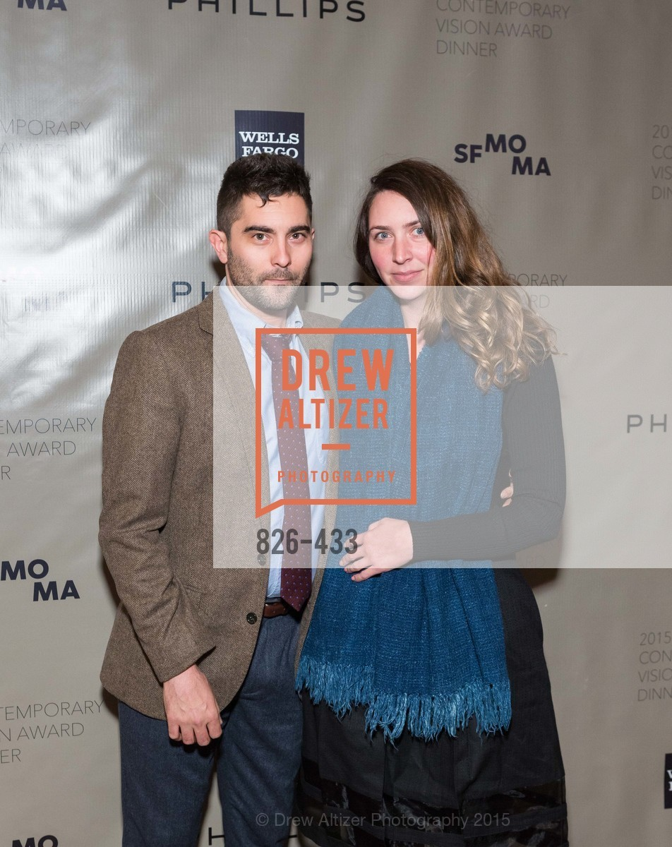 Evan Pricco, Amanda Krampf, SFMOMA Contemporary Vision Award, Regency Ballroom. 1300 Van Ness, November 3rd, 2015,Drew Altizer, Drew Altizer Photography, full-service agency, private events, San Francisco photographer, photographer california