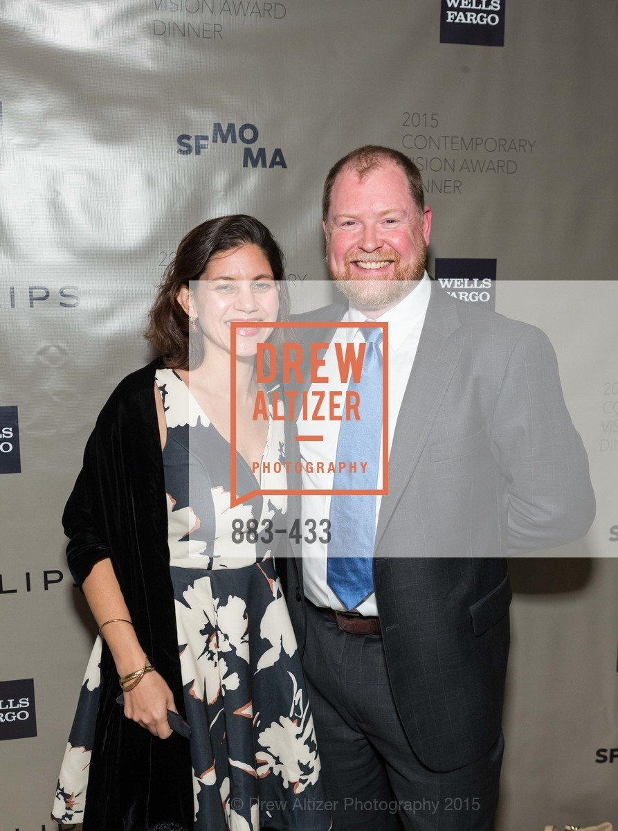 Lisa Kuczkowsky, Mike Kuczkowsky, SFMOMA Contemporary Vision Award, Regency Ballroom. 1300 Van Ness, November 3rd, 2015,Drew Altizer, Drew Altizer Photography, full-service agency, private events, San Francisco photographer, photographer california