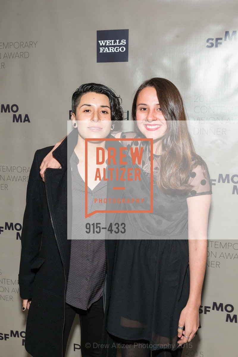 Jasmine Sosa, Angelica Pereda, SFMOMA Contemporary Vision Award, Regency Ballroom. 1300 Van Ness, November 3rd, 2015,Drew Altizer, Drew Altizer Photography, full-service agency, private events, San Francisco photographer, photographer california