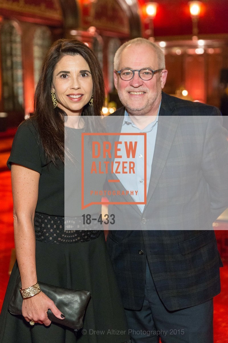 Modern Art Council President Candace Cavanaugh, Gary Garrels, SFMOMA Contemporary Vision Award, Regency Ballroom. 1300 Van Ness, November 3rd, 2015,Drew Altizer, Drew Altizer Photography, full-service agency, private events, San Francisco photographer, photographer california