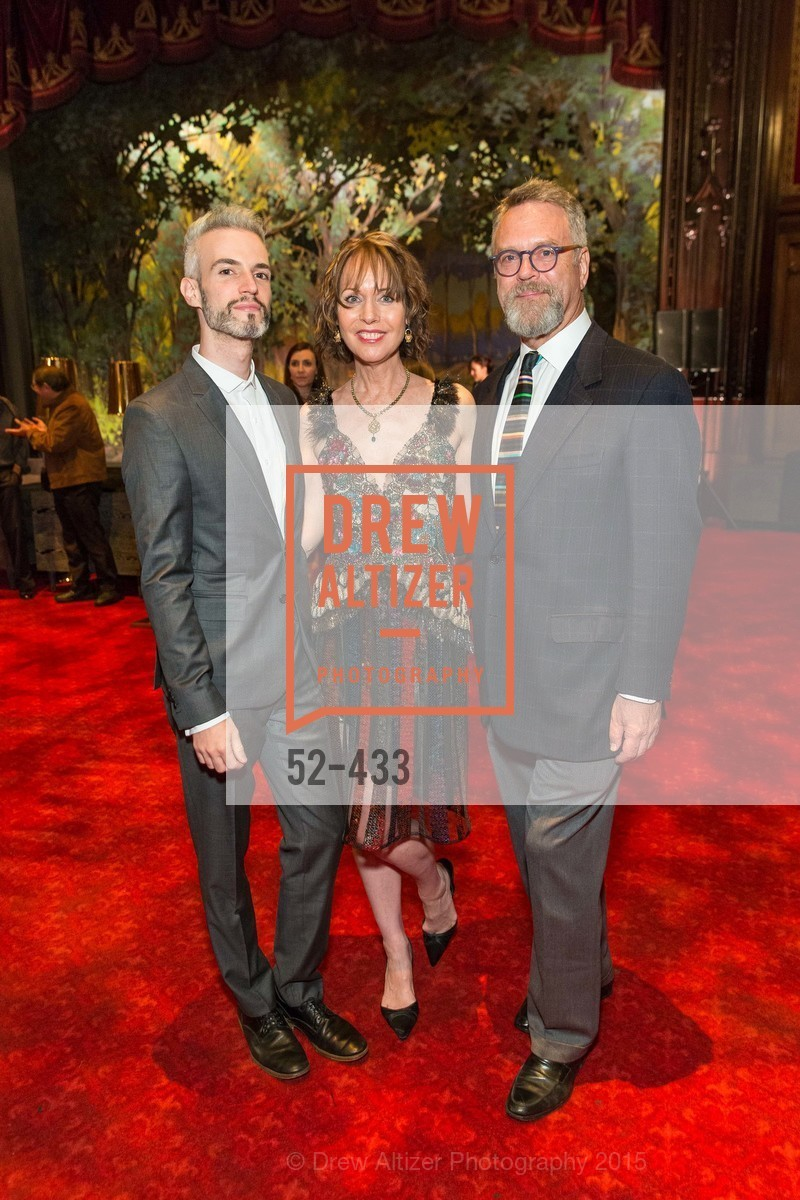 Frederic Aranda, Christine Suppes, Nion McEvoy, SFMOMA Contemporary Vision Award, Regency Ballroom. 1300 Van Ness, November 3rd, 2015,Drew Altizer, Drew Altizer Photography, full-service agency, private events, San Francisco photographer, photographer california