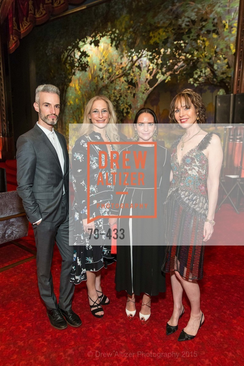 Frederic Aranda, Joni Binder, Courtney Dallaire, Christine Suppes, SFMOMA Contemporary Vision Award, Regency Ballroom. 1300 Van Ness, November 3rd, 2015,Drew Altizer, Drew Altizer Photography, full-service agency, private events, San Francisco photographer, photographer california