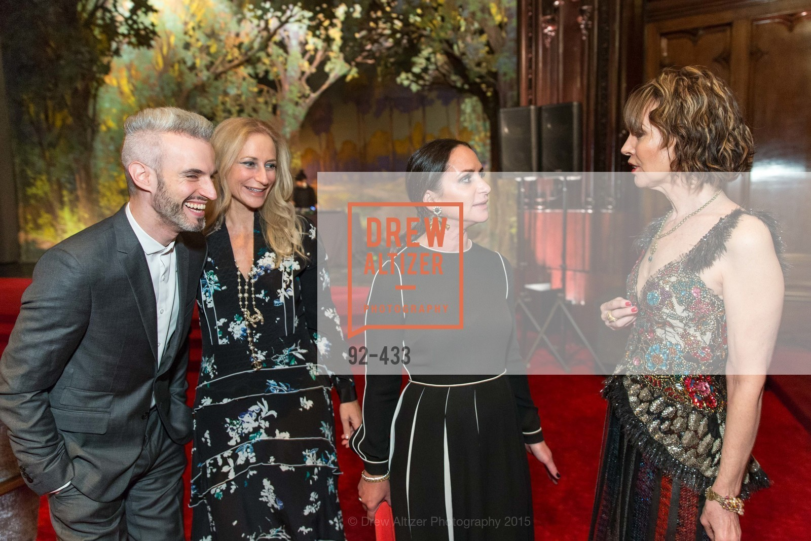 Frederic Aranda, Joni Binder, Courtney Dallaire, Christine Suppes, SFMOMA Contemporary Vision Award, Regency Ballroom. 1300 Van Ness, November 3rd, 2015,Drew Altizer, Drew Altizer Photography, full-service event agency, private events, San Francisco photographer, photographer California