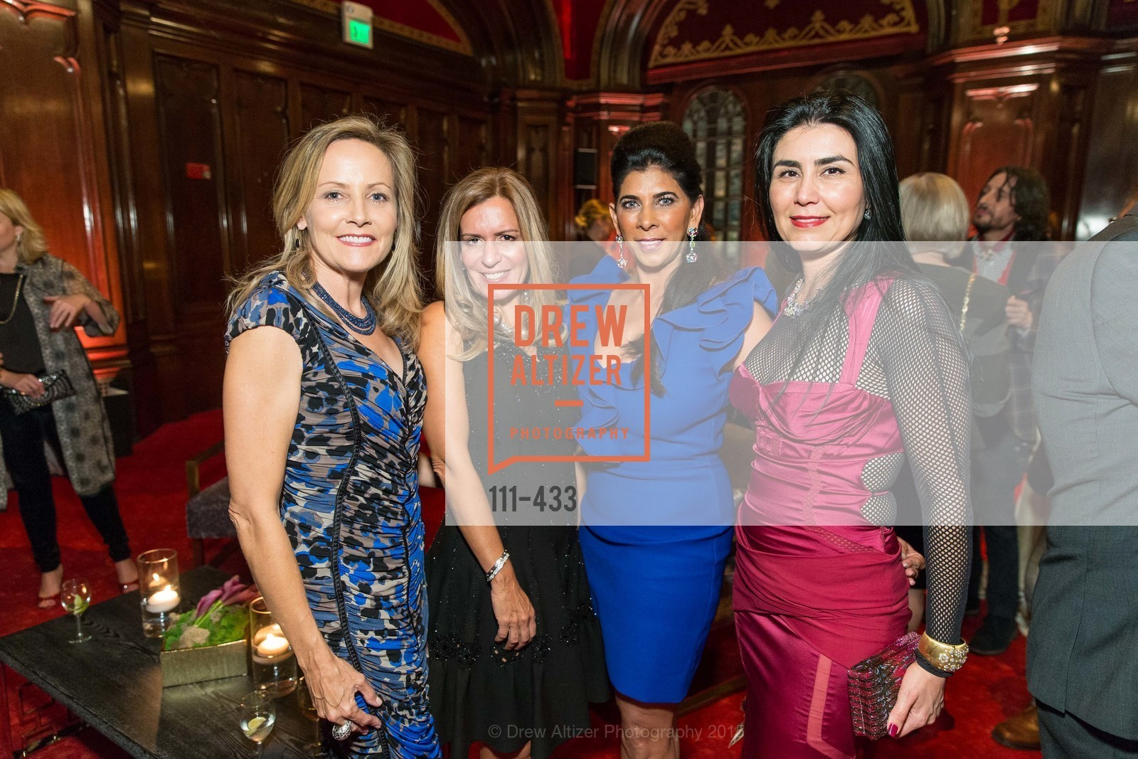 Denise Ivory, Yvette Esserman, Sujata Pherwani, Afsaneh Akhtari, SFMOMA Contemporary Vision Award, Regency Ballroom. 1300 Van Ness, November 3rd, 2015,Drew Altizer, Drew Altizer Photography, full-service agency, private events, San Francisco photographer, photographer california