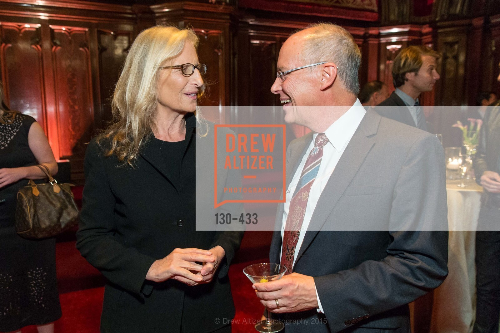 Annie Leibovitz, Charles Desmarais, SFMOMA Contemporary Vision Award, Regency Ballroom. 1300 Van Ness, November 3rd, 2015,Drew Altizer, Drew Altizer Photography, full-service event agency, private events, San Francisco photographer, photographer California