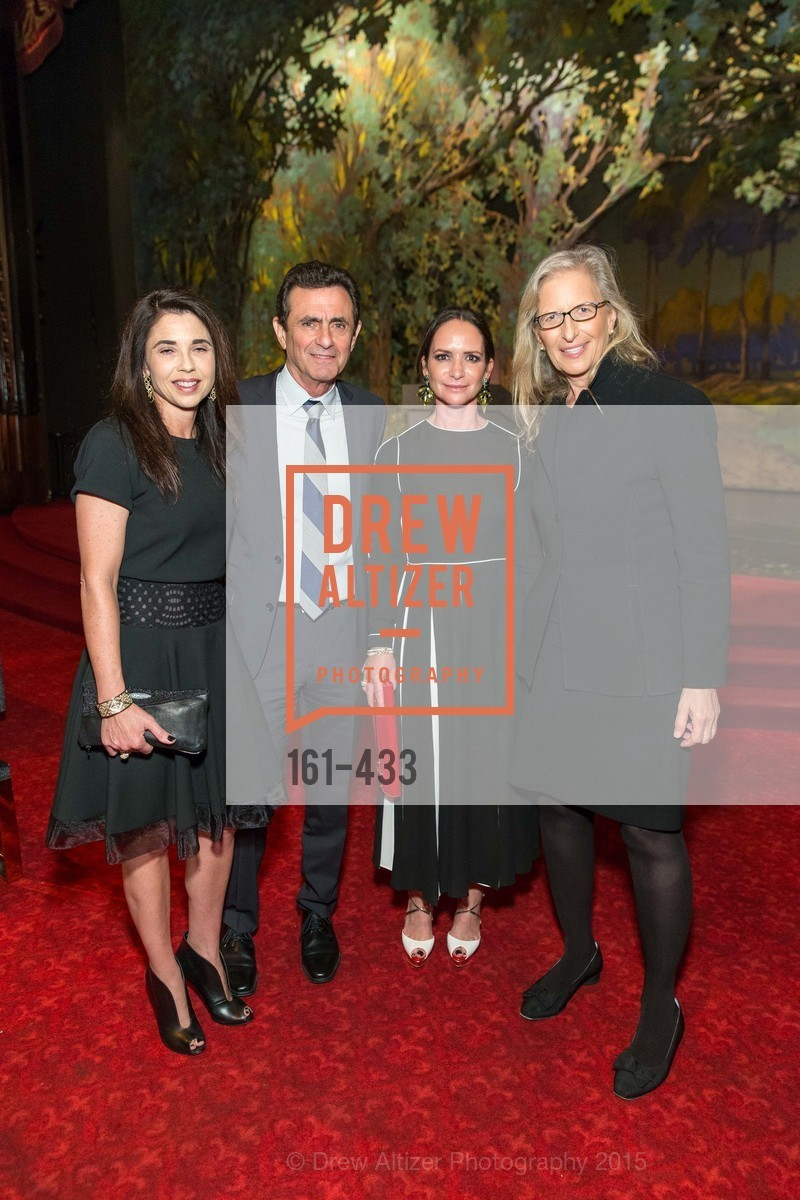 Candace Cavanaugh, Neal Benezra, Courtney Dallaire, Annie Leibovitz, SFMOMA Contemporary Vision Award, Regency Ballroom. 1300 Van Ness, November 3rd, 2015,Drew Altizer, Drew Altizer Photography, full-service agency, private events, San Francisco photographer, photographer california