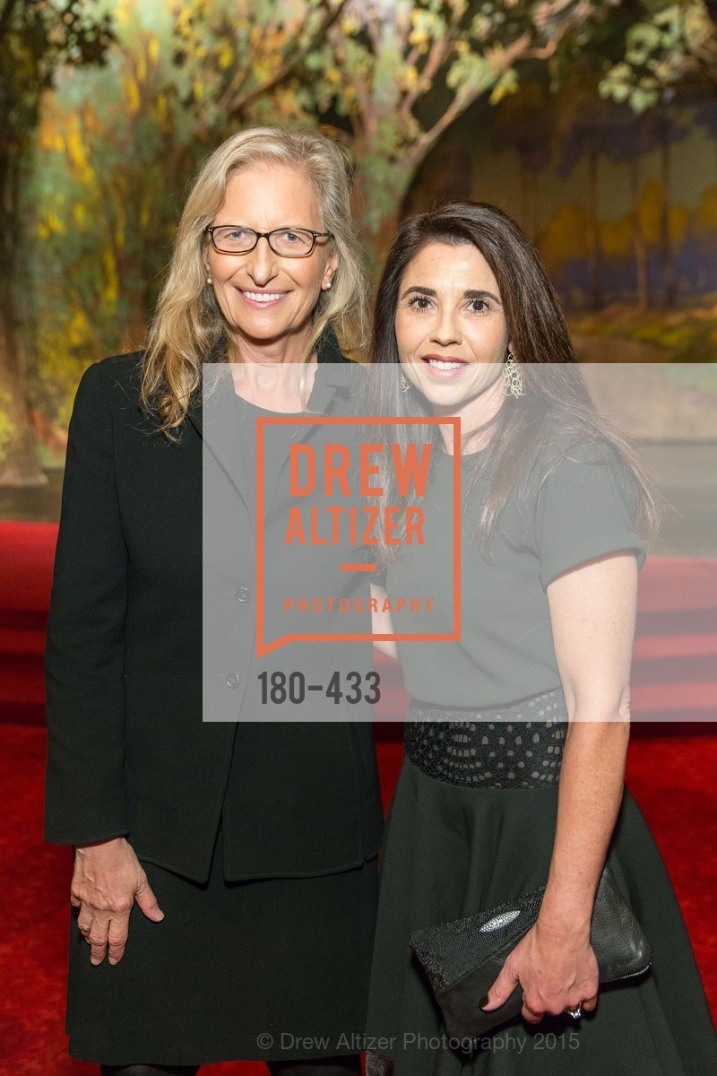 Annie Leibovitz, Modern Art Council President Candace Cavanaugh, SFMOMA Contemporary Vision Award, Regency Ballroom. 1300 Van Ness, November 3rd, 2015,Drew Altizer, Drew Altizer Photography, full-service agency, private events, San Francisco photographer, photographer california