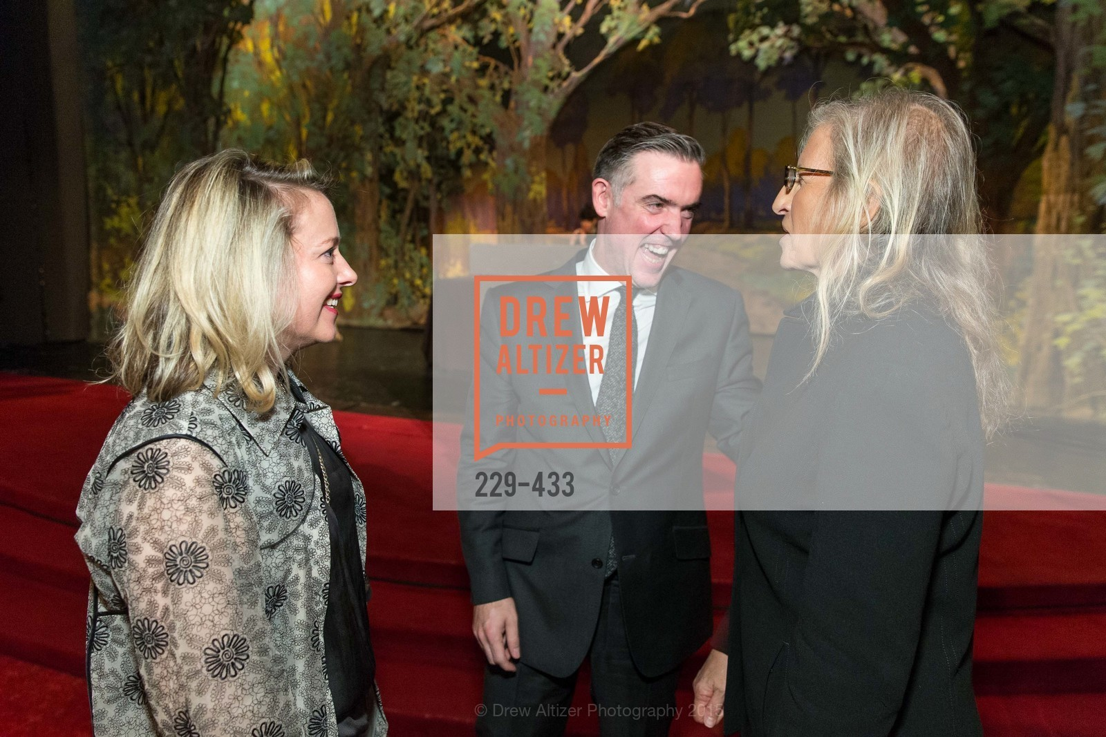 Philae Knight, Annie Leibovitz, Matthew Carey-Williams, SFMOMA Contemporary Vision Award, Regency Ballroom. 1300 Van Ness, November 3rd, 2015,Drew Altizer, Drew Altizer Photography, full-service agency, private events, San Francisco photographer, photographer california