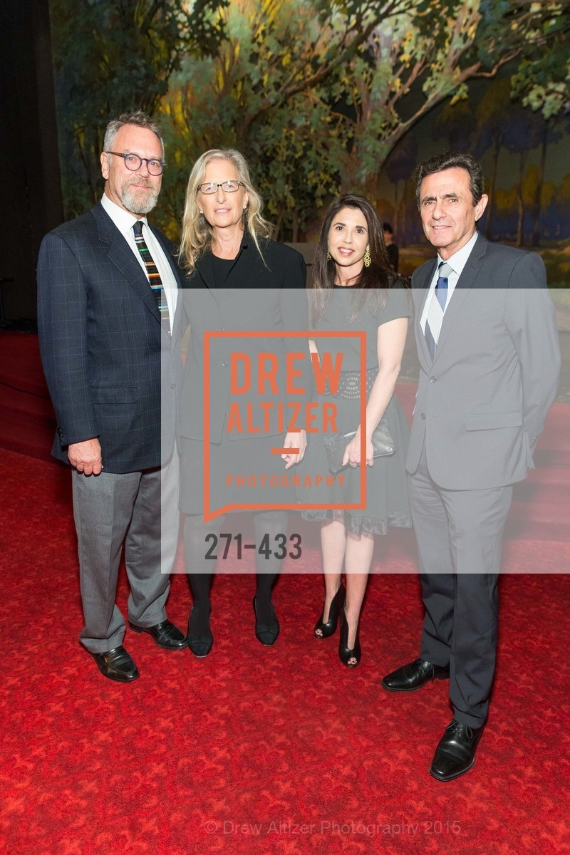 Nion McEvoy, Annie Leibovitz, Candace Cavanaugh, Neal Benezra, SFMOMA Contemporary Vision Award, Regency Ballroom. 1300 Van Ness, November 3rd, 2015,Drew Altizer, Drew Altizer Photography, full-service agency, private events, San Francisco photographer, photographer california